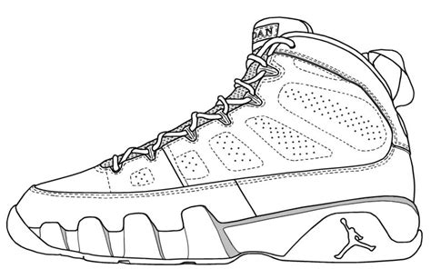Go Nuts With These Jumpman Pros Niketalk Jordans Coloring Pages