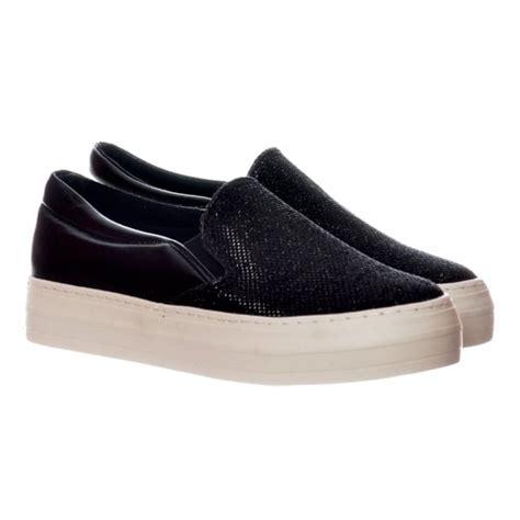 Flat Shoes Glitter Black shoekandi glitter flat loafer shoes black glitter