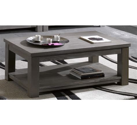 table basse pin massif plateaux 3294