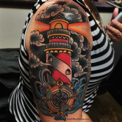 lighthouse tattoo supply studio lighthouse by kyle