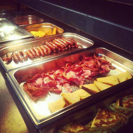 all you can eat breakfast buffet picture of europa park