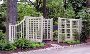 Privacy Fence With Trellis 67 Best Patio Ideas Images On
