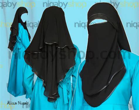 Niqob Yaman Simpel black beranda