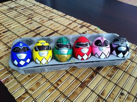 Terbaik Egg Justice League Power Rangers 200 superbly decorated pop culture easter eggs