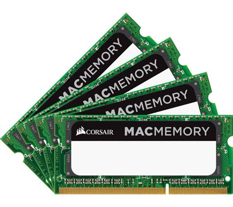 pc ram memory corsair mac memory ddr3 pc memory card 8 gb sodimm ram