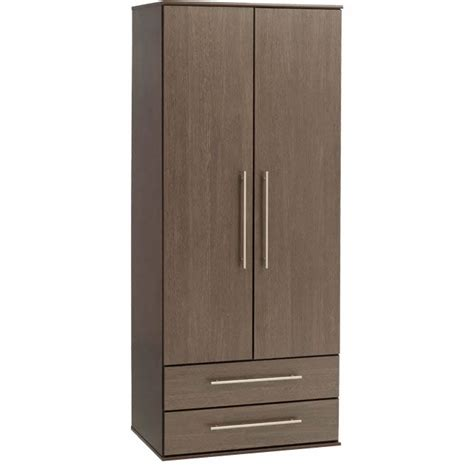 new york 2 door 2 drawer wardrobe next day select day