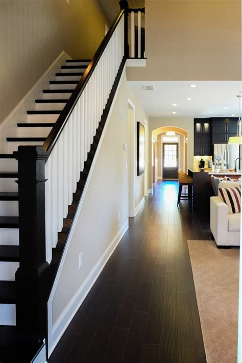 adding   style wooden  metal balusters