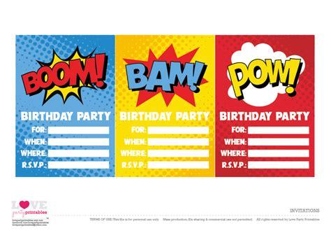 archaicawful superhero baby shower invitations marvel plus