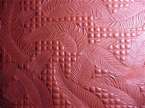 Quilting Leather by Quilter Extraordinaire Cathy Wiggins To Lecture Exhibit