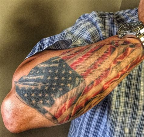 tattoo of us best american flag sleeve tattoo pinterest flags tattoo
