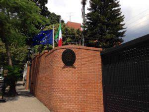 consolato italiano a caracas assassinato funzionario nostro consolato di caracas