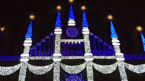 2015 saks fifth avenue holiday 3d light show youtube