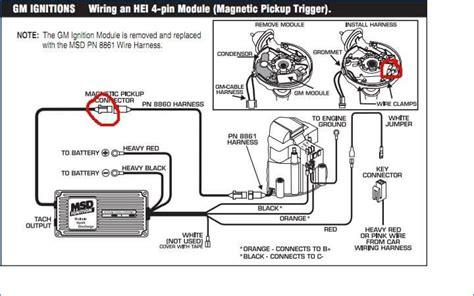 Msd Wiring Diagram Hei Iet Btbw Eastside It