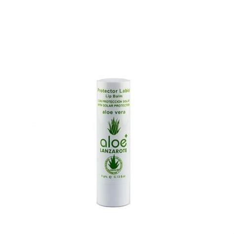 Lipstik Aloe Vera aloe plus lanzarote lipstick aloe vera 4ml skin
