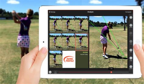 Golf Swing Analysis For Iphone And Ipad Golf Swing