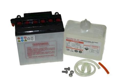 Motorradbatterie Vespa by Batterie Motorradbatterie Yb9 B 12v 9ah Piaggio Vespa