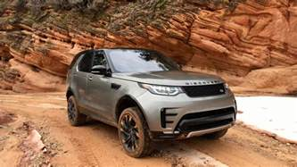 2017 land rover discovery road