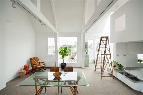 Exposed Ceiling by Exposed Ceiling Beam Design Interior Design Ideas