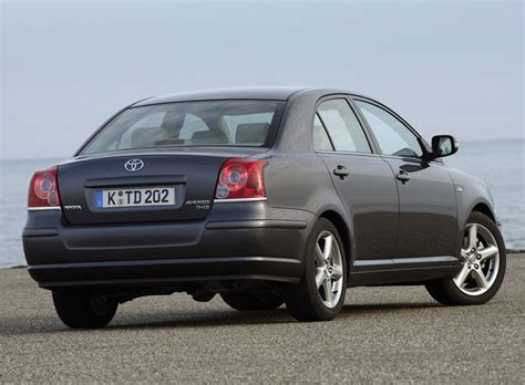 toyota big cars toyota avensis images