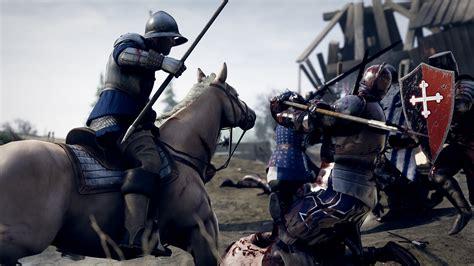 mordhau hardcore medieval slasher coming    gamespacecom