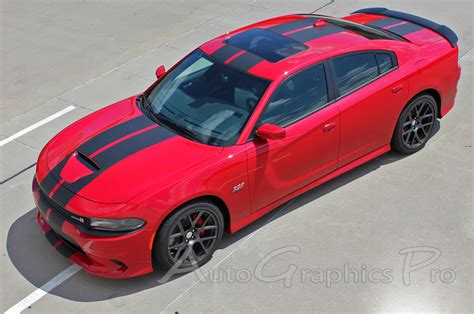 Pack Dodge Charger by 2015 2019 Dodge Charger Vinyl Racing Stripes N Charge