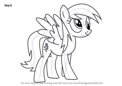my little pony coloring pages derpy muffin derpy hooves sketch coloring pages