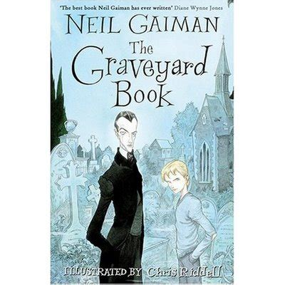 libro the graveyard book the graveyard book by neil gaiman