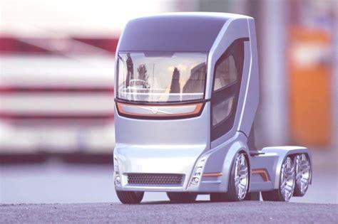 Volvo Truck Concept 2020 by Volvo Concept Truck 2020 7 Coches Futuristas