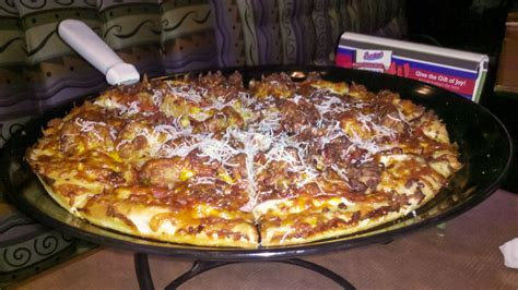 Boston S The Gourmet Pizza Carrollwood Only In Ta Bay Pizza Buffet Boston