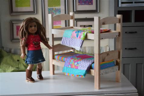 woodworking american doll bed plans free plans pdf