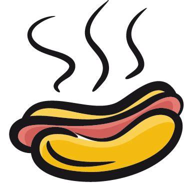 imagenes de un hot dog animado vinilo decorativo ilustraci 243 n hot dog tenvinilo