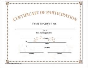 sle certificate of attendance template printable certificates cub scout just b cause