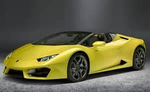 Spyder Lamborghini Lamborghini Huracan Rwd Spyder India Launch Date Announced