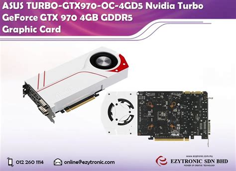 Vga Asus Geforce Turbo Gtx970 4gd5 4gb Gddr5 deals for asus turbo geforce gtx 970 4gb graphic card on