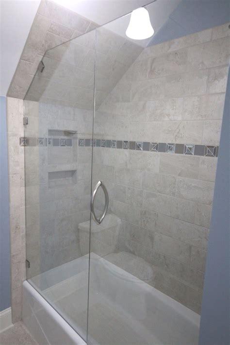 Custom Cut Shower Glass by Gallery Of Frameless Showers Shower Doors