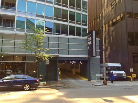 Parking Garages In Chicago by Streeter Garage Parking In Chicago Parkme
