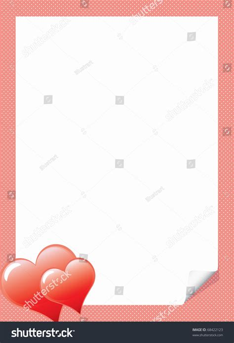 love letter templates free sle recipe card