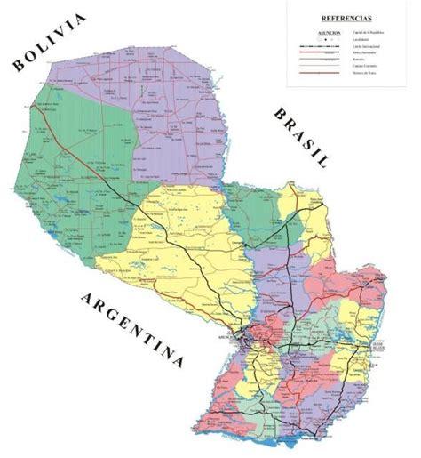 imagenes satelitales paraguay mapa del paraguay fuente estancias paraguay republica