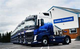 Volvo Route 10 Bradley Transport Makes Significant Business Investment
