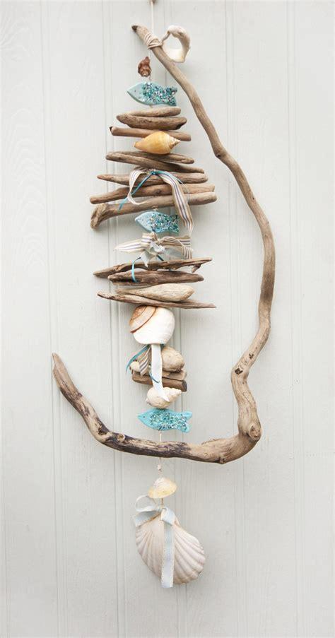 hanging art twisted driftwood hanging coastal decor driftwood dreaming