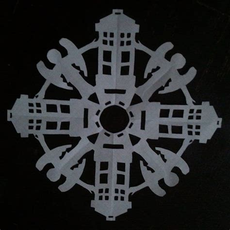 trek snowflake template 86 best images about yule ideas on