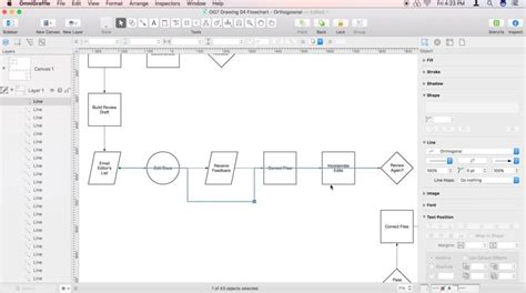 flowchart software for mac best flowchart and diagramming software for mac