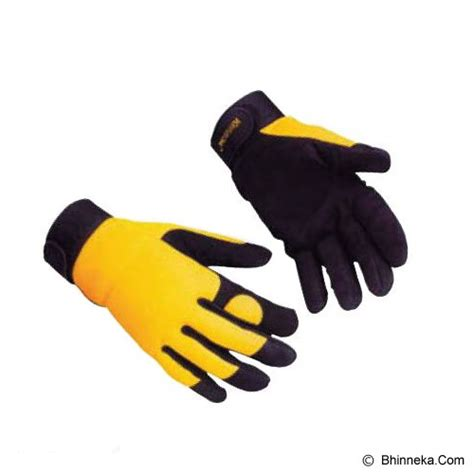 Bor Tangan Krisbow jual krisbow leather work gloves kw1000243 murah bhinneka