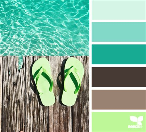 color palette inspiration summer color inspiration petals to picots