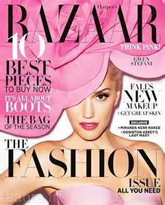 couvertures des magazines mode de la rentr 233 e 2012 taaora