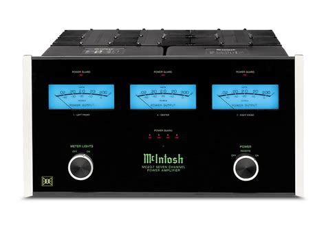 mcintosh mc207 home theater lifier