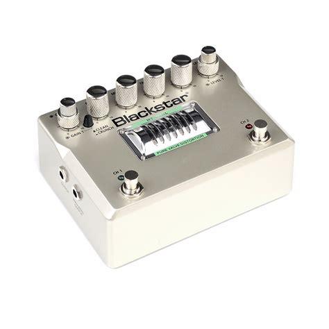 blackstar ht dual valve guitar pedal sherwood
