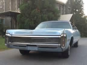 Craigslist Chrysler 1973 Chrysler Imperial Lebaron Blue On Craigslist Cars