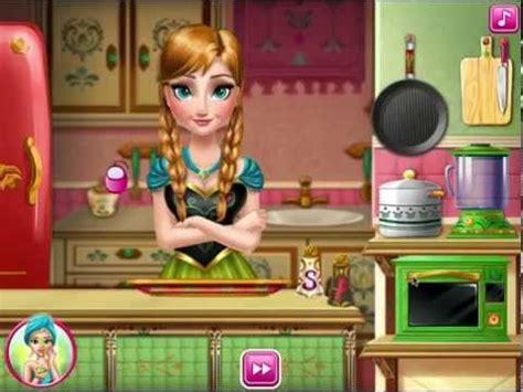 juegs de cocina juego de cocina de frozen juegos de frozen de cocina