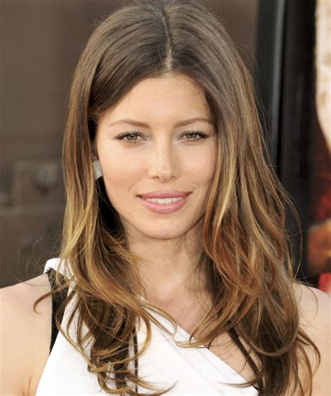 celebrity hairstyles hair color jessica biel hairstyles in 2018